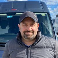 Kiwi Camper Thomas Bienek